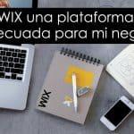 ¿Es WIX una plataforma adecuada para mi negocio?